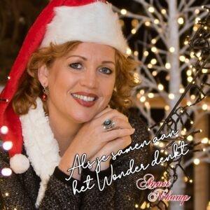 'Als je samen aan het Wonder denkt'....Kerstsingle van Annet Nikamp