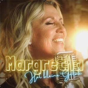 Margretha presenteert haar nieuwe album 'Het kleine geluk' op zeer bijzondere manier
