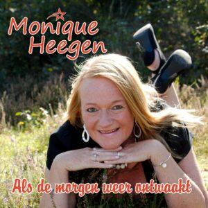 Nieuwe single Monique Heegen is getiteld 'Als de morgen weer ontwaakt'