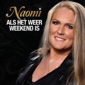 Naomi is terug......en hoe....