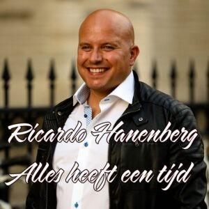 Ricardo Hanenberg debuteert met 'Alles heeft een tijd'