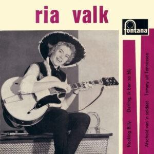 'Hou je echt nog van mij, Rocking Billy' van Ria Valk na 60 jaar nog steeds een geliefde plaat