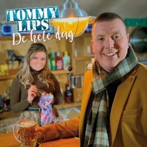 Tommy Lips lanceert uptempo nummer 'De hele dag'