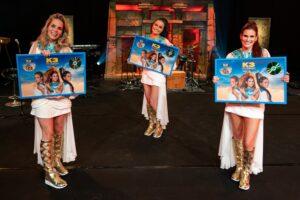 K3 presenteert gloednieuw album Dans van de Farao