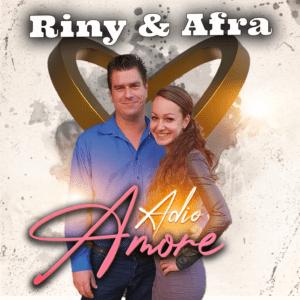 Achter de remix 2020 single 'Adio Amore' van Riny en Afra schuilt een mooi verhaal