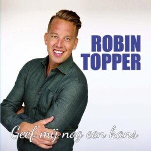 Robin Topper hoopt met 'Geef mij nog een kans' meer mensen te bereiken