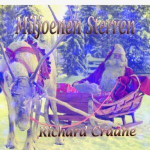 Richard Craane brengt Kerstalbum uit en is druk met de verkoop van z'n fan sjaaltjes