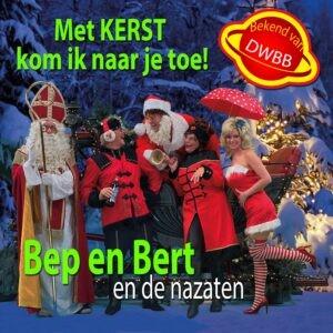 Bep en Bert Bokking  luiden samen met hun buurvrouw Annie van der Spek, Gabber Atje, Sinterklaas en de Kerstman, de feestdagen in met een Kerstkraker puur sang