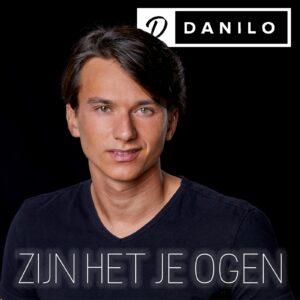 Danilo komt met rustige versie van 'Zijn het je ogen'