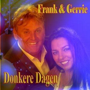 Frank te Hennepe en Gerrie Bischoff presenteren  kerstsingle 'Donkere Dagen'