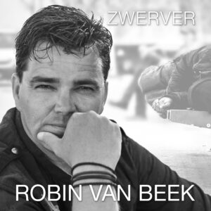 In de tijd van de kleine lichtjes lanceert Robin van Beek zijn nieuwe single 'Zwerver'