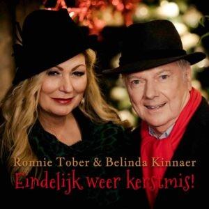 Ronnie Tober & Belinda Kinnaer presenteren 'Eindelijk Weer Kerstmis'