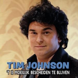 Tim Johnson maakt parodie op meest besproken zanger van dit moment