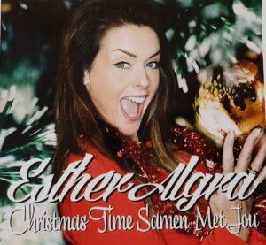 Esther Algra organiseert live (Kerst) optreden via gratis internetverbinding