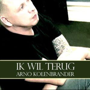 Arno Kolenbrander hoopt met z'n emotionele single 'Ik wil terug' de mensen te raken