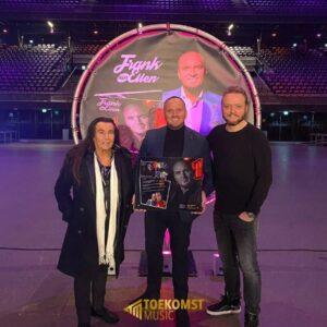 Albumpresentatie Frank van Etten vanuit de Ziggo Dome geslaagd