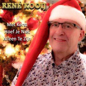 René Kooij komt met eigen Kerstsingle