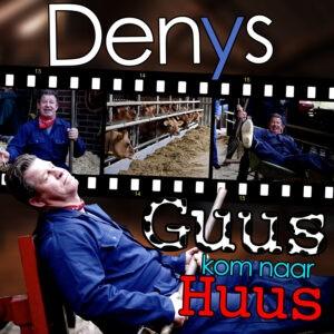 Denys maakt feestversie van Guus kom naar Huus in Achterhoeks dialect