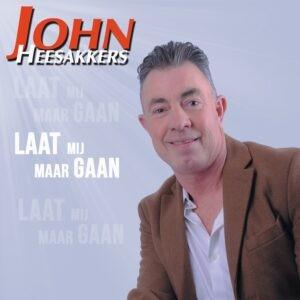 17e single van John Heesakkers is een feit