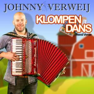Johnny Verweij maakt accordeon-feestversie klompendans