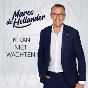 Marco de Hollander bezingt in meezinger 'Ik kan niet wachten' het verlangen naar liefde, warmte en gezelligheid