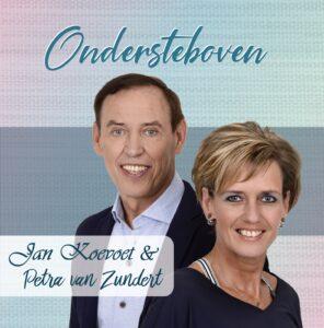 Jubileumsingle Jan Koevoet en Petra van Zundert is getiteld 'Ondersteboven'