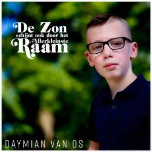 Daymian van Os debuteert met 'De zon schijnt ook door het allerkleinste raam' bij Knock Knock Music