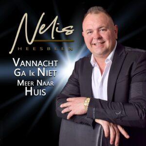 Frank Verkooyen schrijft en produceert nieuwe single 'Vannacht ga ik niet meer naar huis' voor Nelis Heesbeen