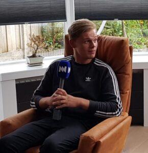 Dennis Schouten stopt als verslaggever van Veronica Inside