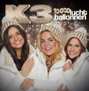 Nu al vijftien verschillende versies van K3's 10.000 Luchtballonnen