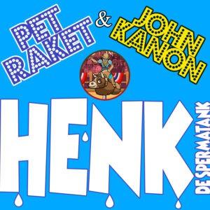 Pet Raket en John Kanon maken après-ski  knaller over heel bijzondere Henk