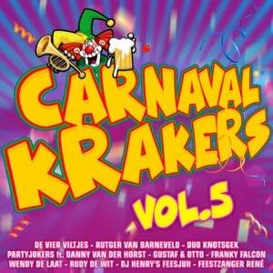 Hit It! Music verzamelt Carnaval Krakers volume 5