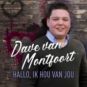 Dave van Montfoort geeft 'Hallo, ik hou van jou' nieuwe jas