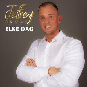 Jeffrey Brons presenteert vrolijke single 'Elke dag'