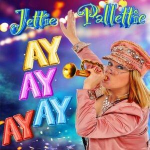 Nieuwe single van Jettie Pallettie is een ouderwetse meezinger van formaat