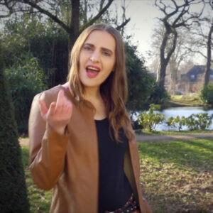 Zangeres Marcella Tornabene kiest platenlabel Rood-Hit-Blauw als muziekpartner