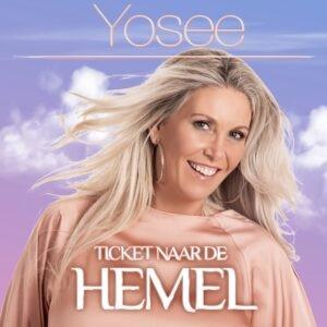 Yosee presenteert nieuwe single 'Ticket naar de hemel'