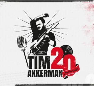 Tim Akkerman viert twintigjarig jubileum in Haagse Koninklijke Schouwburg