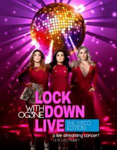 OG3NE komt opnieuw met drie verschillende STREAMING 'LOCKDOWN LIVE' CONCERTEN