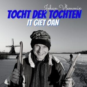 Johan Vlemmix presenteert lied over de tocht der tochten