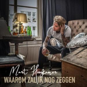 Mart Hoogkamer is de Hollandse Nieuwe bij RADIONL en heeft de Oranje Kroon bij TV Oranje