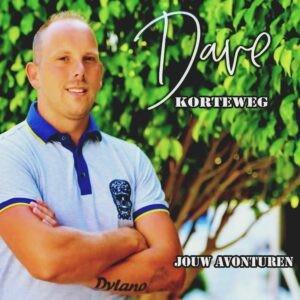 Dave Korteweg vervolgt z'n carrière met 'Jouw Avonturen'