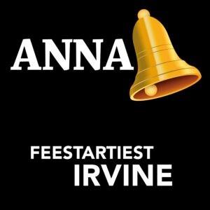 Irvine steekt hitsingle van Hans de Booij 'Annabel' in een feestjasje