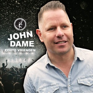 John Dame geeft gas in lockdown met nieuwe feel good song 'Echte vrienden'
