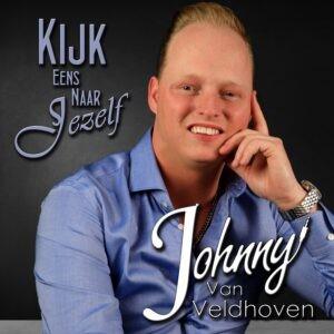 Johnny van Veldhoven terug met nieuwe single 'Kijk eens naar jezelf'
