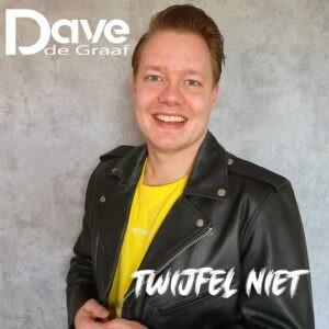 Hans Louws schrijft nieuwe single 'Twijfel niet' voor Dave de Graaf
