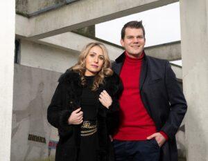Elias van Hees en Stephanie Paulino zingen het mooie duet 'Hou me vast'