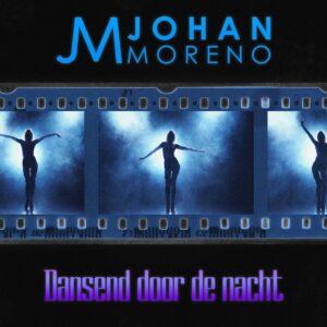 'Dansend door de nacht' van Johan Moreno geeft je het dance gevoel van de jaren '90