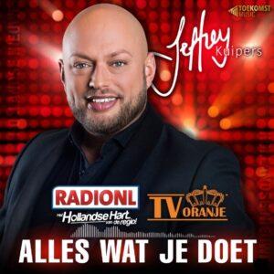 Jeffrey Kuipers heeft volgende week de Oranje Kroon bij TV Oranje en is Hollandse Nieuwe bij RADIONL