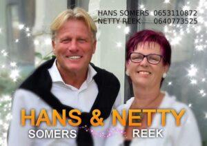 Hans Somers en Netty Reek krijgen veel reacties op hun duet 'Dakloos'